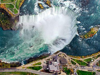 НаНиагарские водопады изТоронто