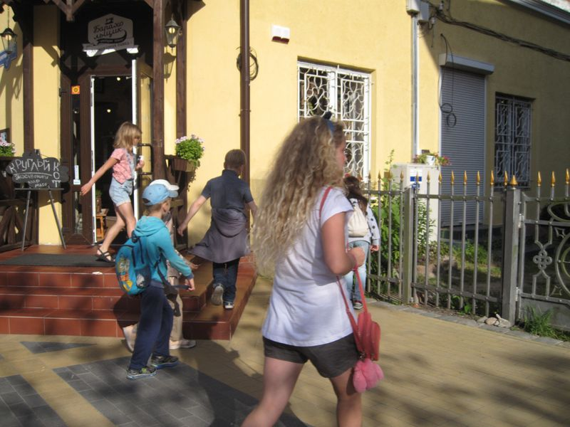 «Тайны Зеленоградска»: экскурсия-квест для всей семьи