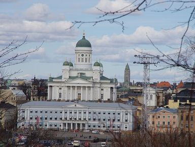По Хельсинки пешком