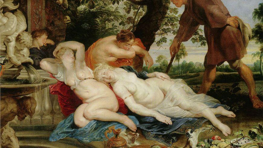 Шедевры и красавицы венского Музея истории искусств