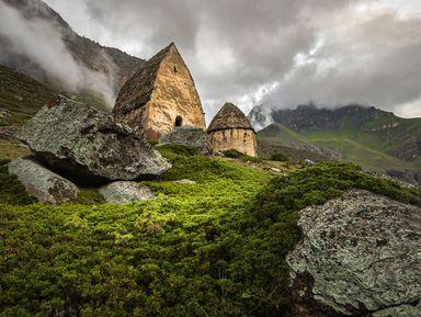 Большой джип-тур по Кабардино-Балкарии