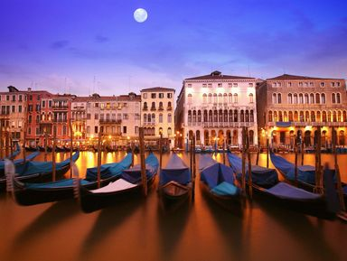 Ночная Венеция: пешком и по воде в компании коренного венецианца