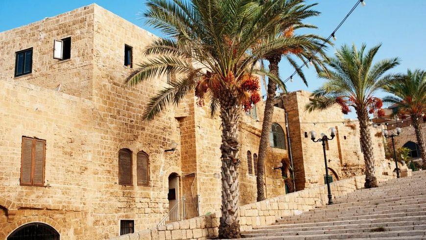 Групповая экскурсия:Тель-Авив— Яффо