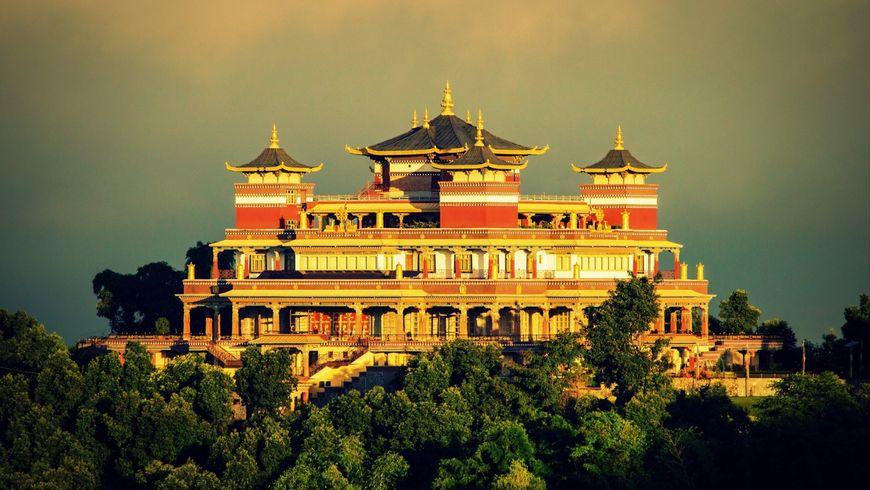 Мистический Катманду