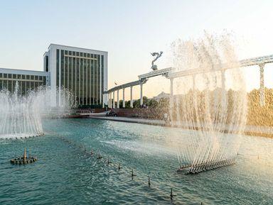 Ташкент — прошлое в настоящем, настоящее в будущем