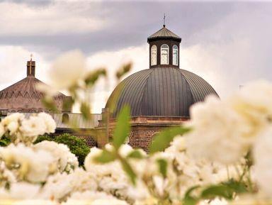 Духовный центр Армении
