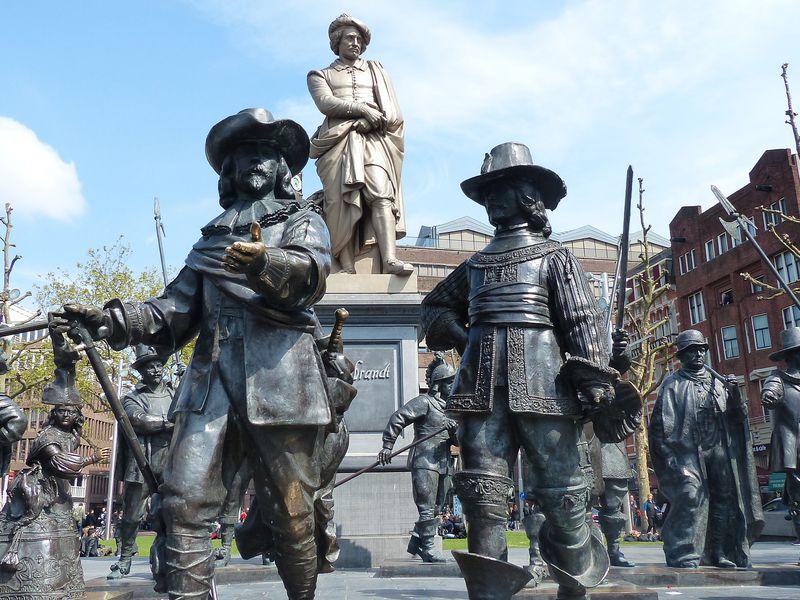 Экскурсия Амстердам глазами Рембрандта