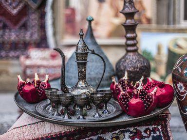 Бакинские базары вдоль и поперек