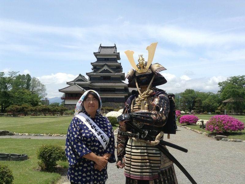 Замок «Черного Ворона» в Мацумото