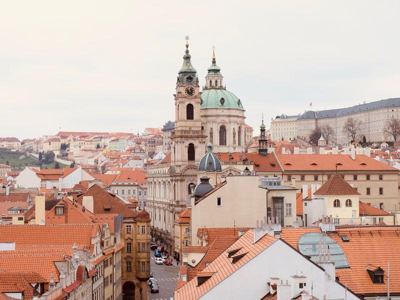 Экскурсия Пакет экскурсий: Прага и не только