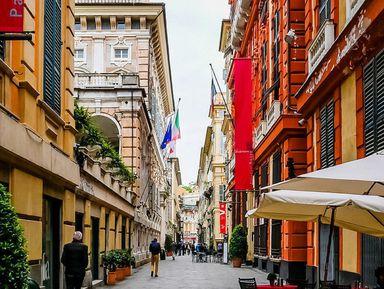 Генуя сегодня