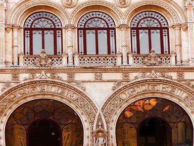 Истории старого Лиссабона