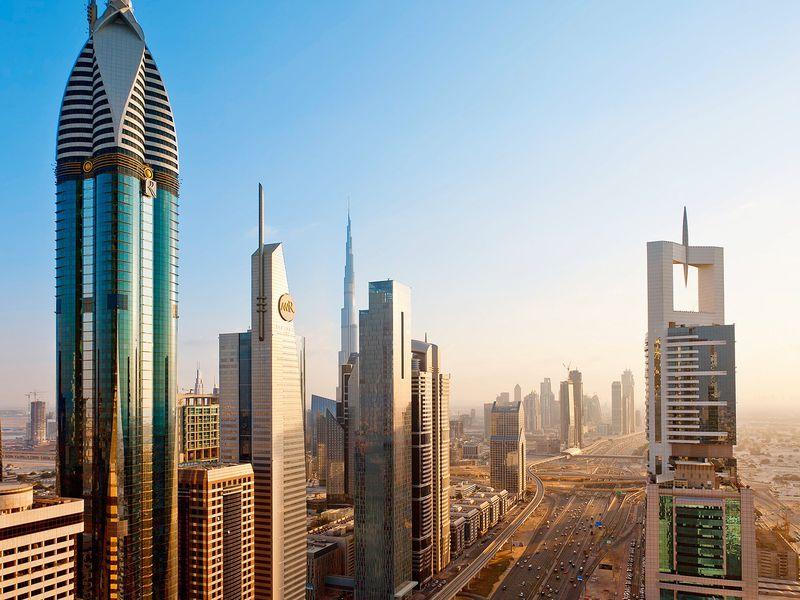 Экскурсия Весь Дубай за один день: автобусная экскурсия