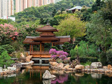 Храмы и парки Гонконга