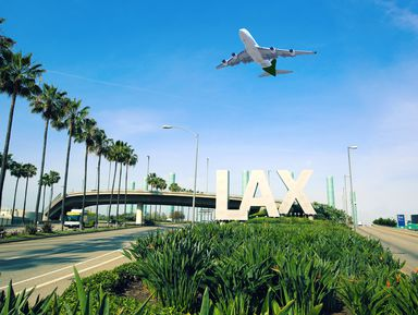 Трансфер «Аэропорт— Лос-Анджелес» + индивидуальный план-маршрут