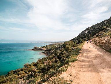 Горный треккинг по заповедному Кипру