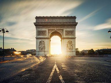 Трансфер + экскурсия по главным местам Парижа