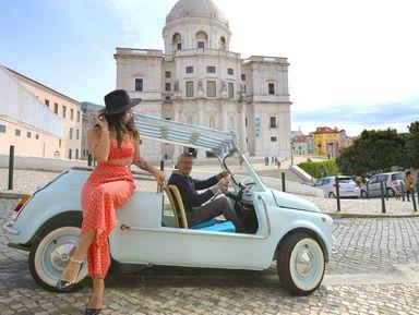 Приключение в Лиссабоне на ретро-автомобиле