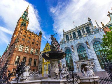 Гданьск — любовь с первого взгляда