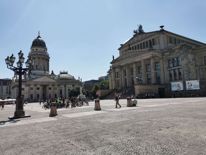 Берлин: отстолицы Пруссии доевропейского «Метрополя»