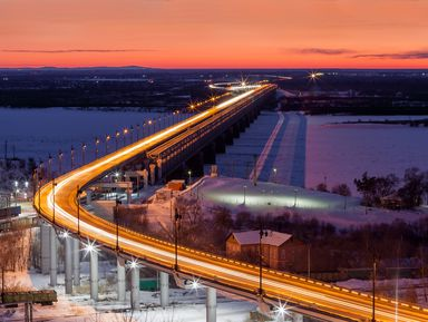 Хабаровск — «город над вольной рекой»