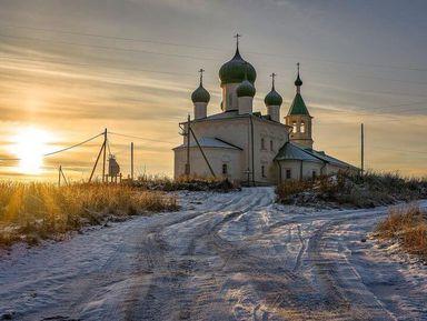 В Холмогоры — на родину Ломоносова
