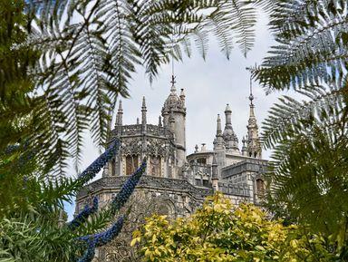 Путешествие по Синтре — исторический центр и дворцы