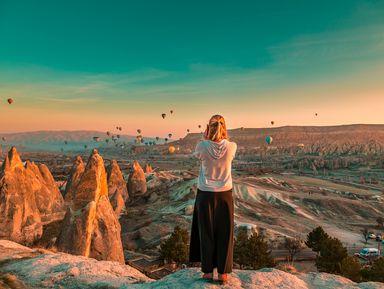 Невероятная Каппадокия за 2 дня — из Кемера