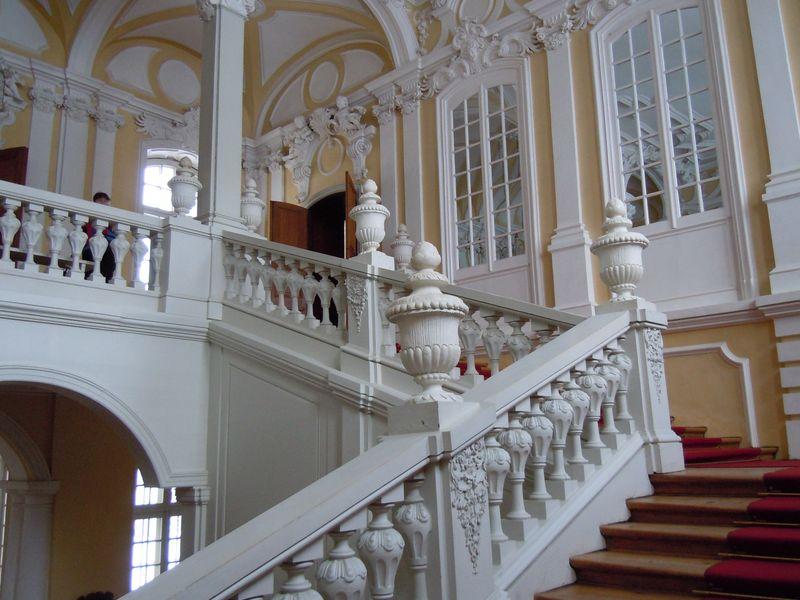 Экскурсия Рундальский дворец