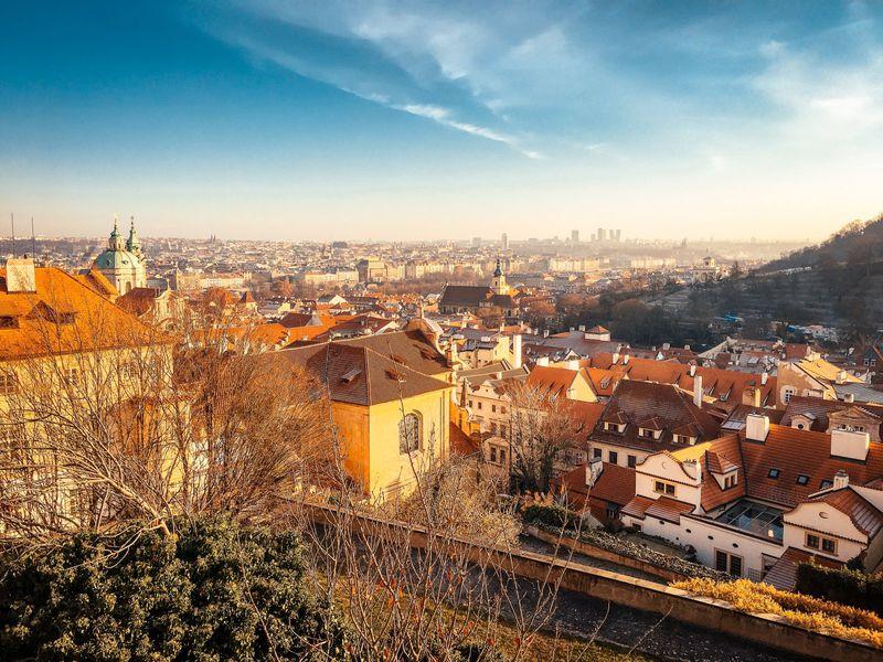 Знакомьтесь, Прага!