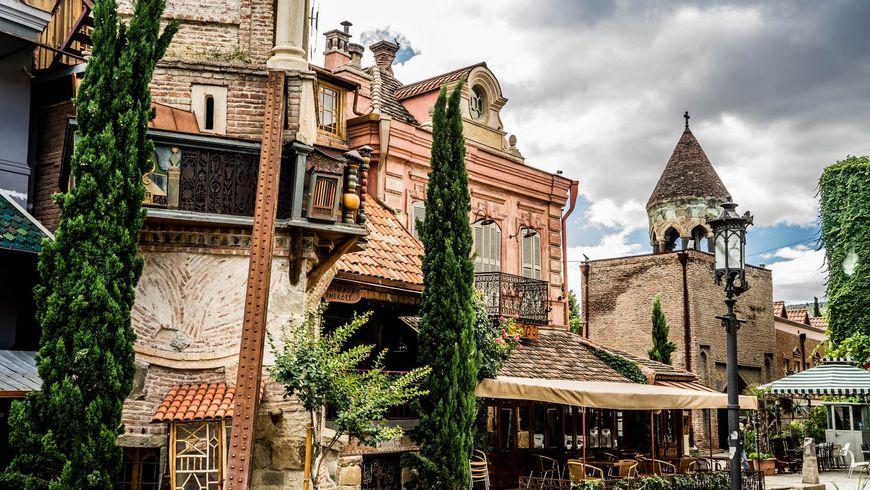 Тбилиси и окрестности