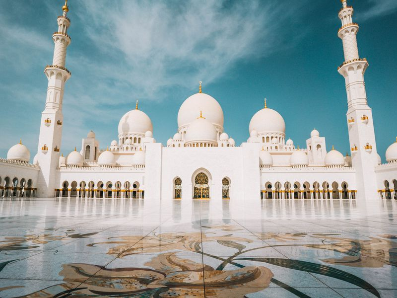 Экскурсия Авто-пешеходная экскурсия в Абу-Даби