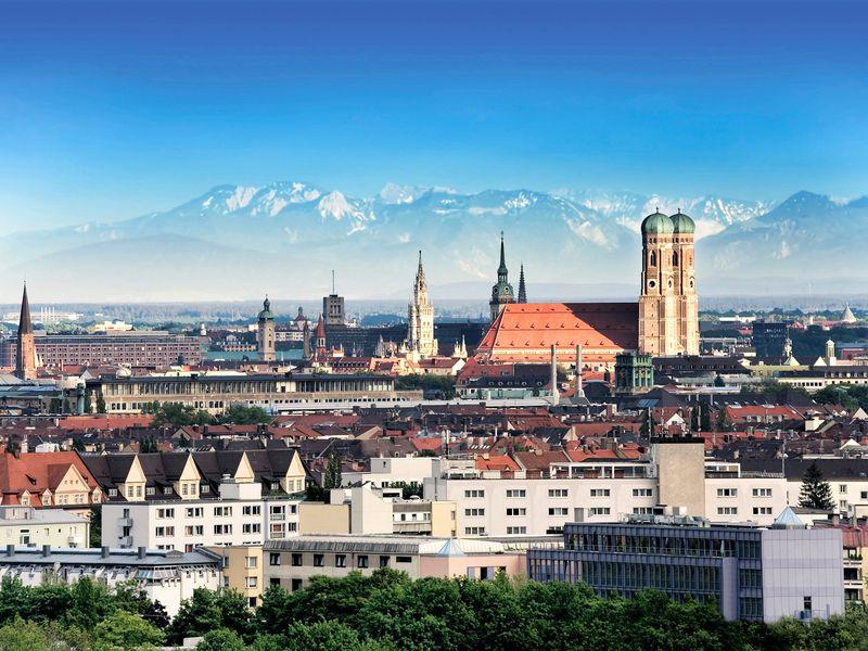 Мюнхен глазами местных