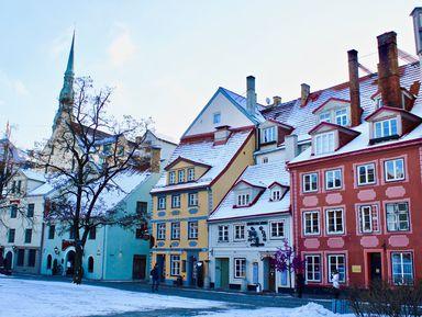 Старый город — сердце Риги