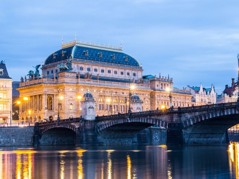 Прага по нехоженым тропам