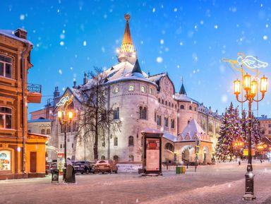 Рождественская сказка в Нижнем Новгороде