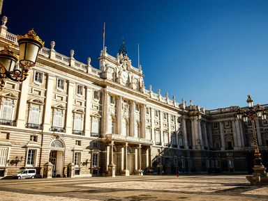 Тайны Мадридского двора