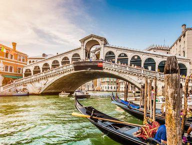 Венеция — первое свидание