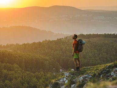 Путешествие поотрогам Саянских гор: Торгашинский хребет