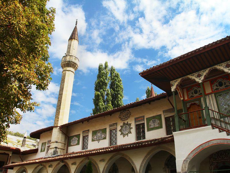 Экскурсия Бахчисарай — путешествие в сказочный мир Востока