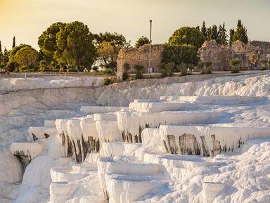 Памуккале и античный Иераполис