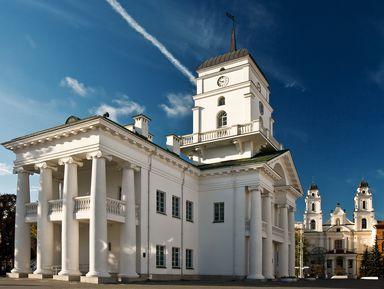 Менск и Минск: две жизни одного города