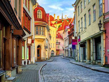 Таллин — первое свидание