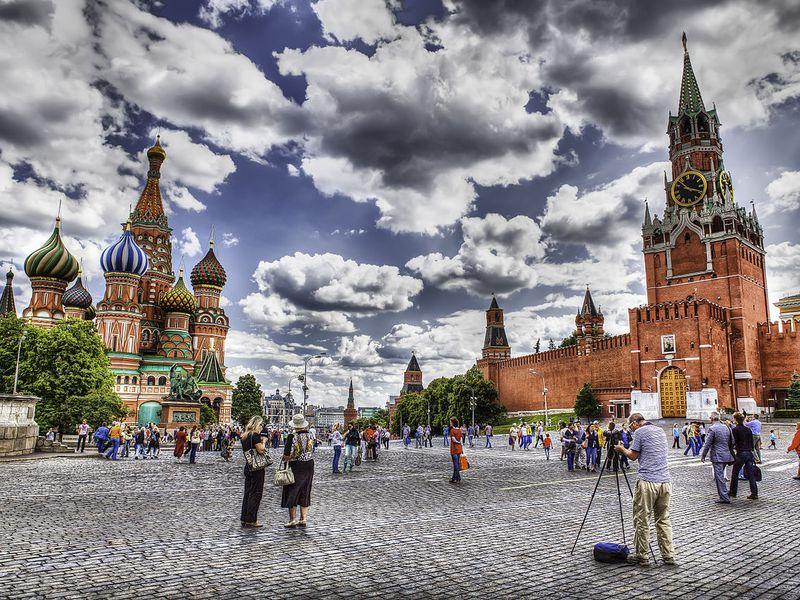 Знаки и символы вокруг Московского Кремля