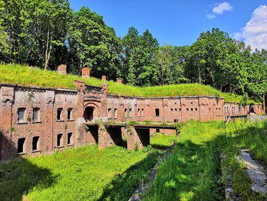 На Куршскую косу через форты и замки