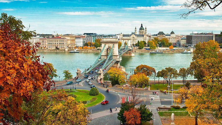 По Будапешту и сказочному Сентэндре