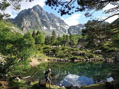 Озеро Орлёнок в Архызе — просто фантастика!