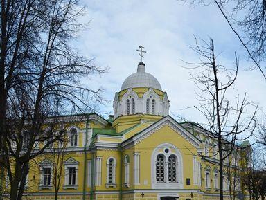 Прогулка по улицам Пушкина