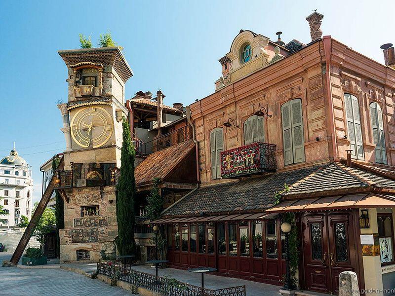 «Тбилиси— это что-то другое» width=