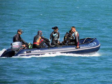 Дайвинг в Черном море